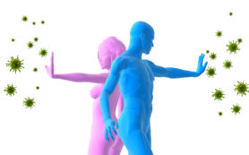 Иммунитет человека влияет на его поведение