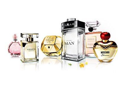 Современный стиль парфюмерии