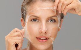 Пилинг лица — эффективность и классификация.