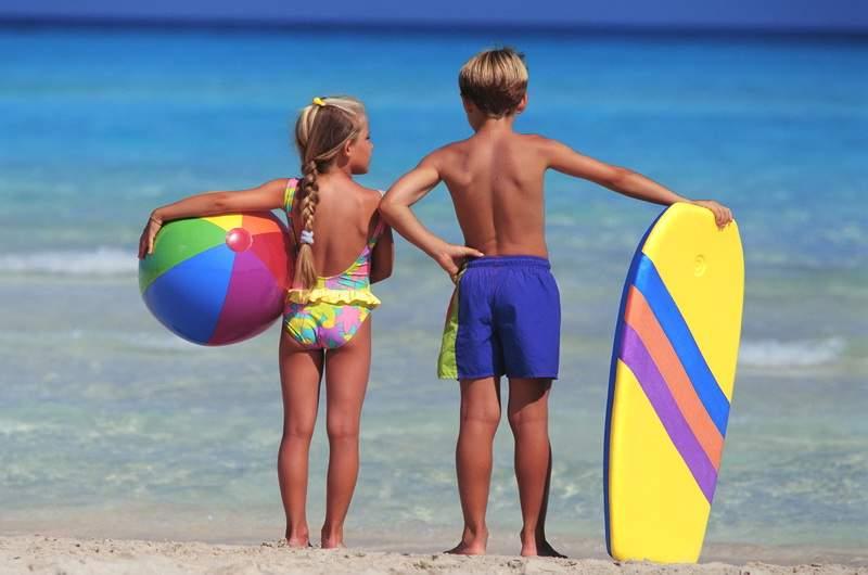 Собираемся на пляж правильно