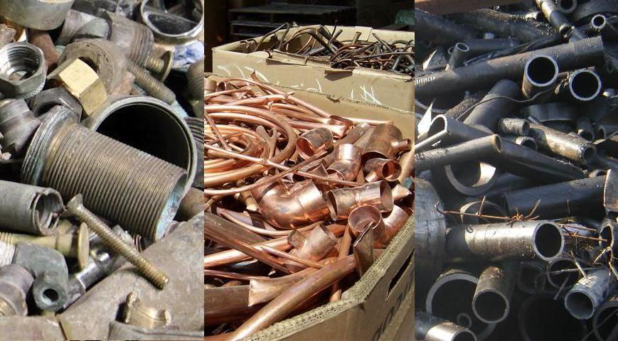 Прием металла: избавляемся от хлама, зарабатывая
