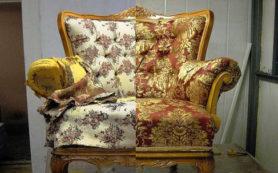 Три условия реабилитации старой мебел
