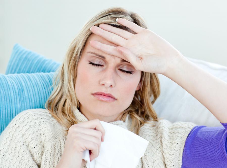 Овуляция ослабляет иммунитет?