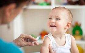 Невакцинированные дети до пяти лет подвержены высокому риску заражения полиомиелитом