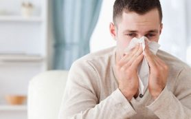 Новая борьба с насморком