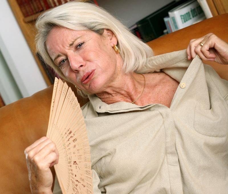 Причины боли груди при климаксе