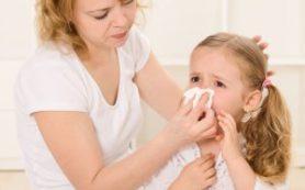 Насморк и его осложнения у ребенка