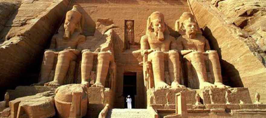Чудеса в храме Фараона