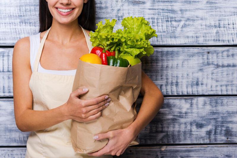 Несколько слов о здоровой пище