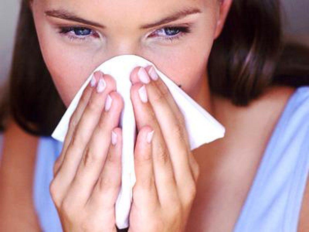 Озонотерапия лечит насморк