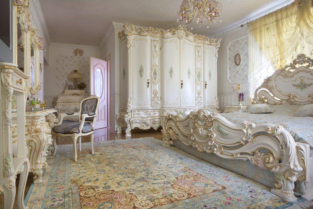Ремонт в стиле рококо