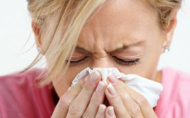 Как облегчить симптомы насморка и гайморита