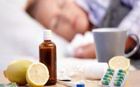 Заболеваемость гриппом и ОРВИ в Пензенской области наполовину ниже эпидпорога
