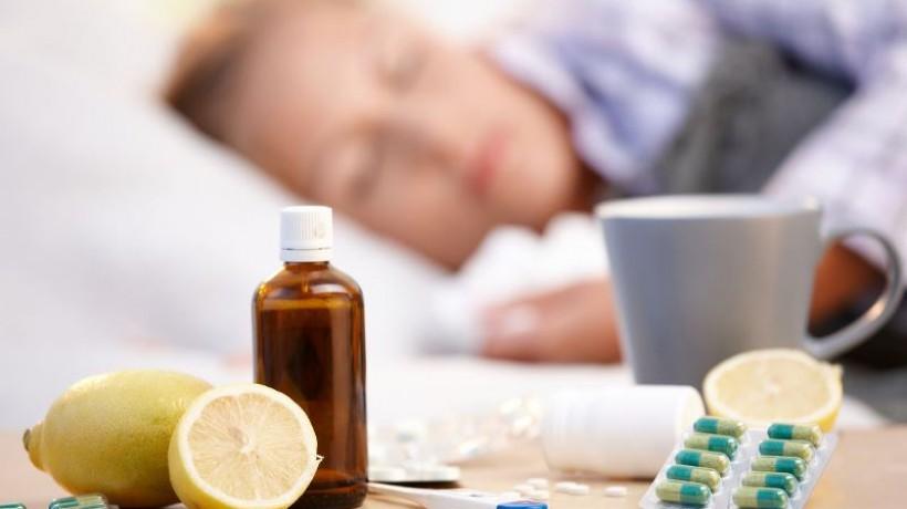 В Оренбурге эпидпорог по гриппу и ОРВИ на четверть превысил норму