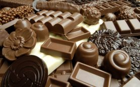 Шоколад лечит от кашля