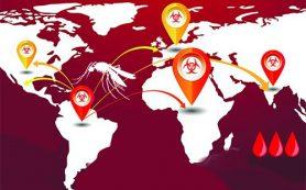 Вирус Зика добрался до Индии