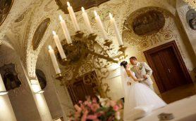 Свадьба за границей: Прага