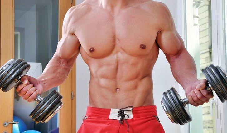 Молоко для роста мышц