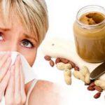 Пищевая аллергия обостряет приступы астмы