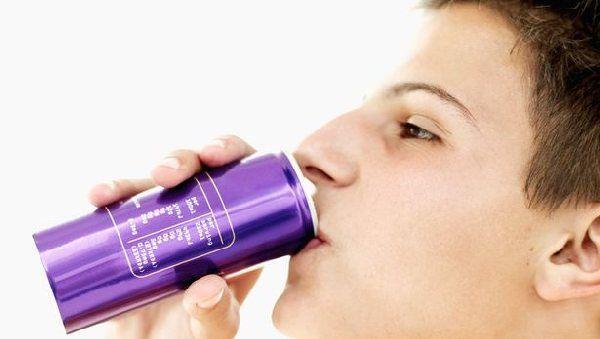 Любовь к энергетическим напиткам и тяжелый гепатит: что общего?