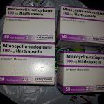 Антибиотик миноциклин оказался эффективным при ВИЧ-инфекции