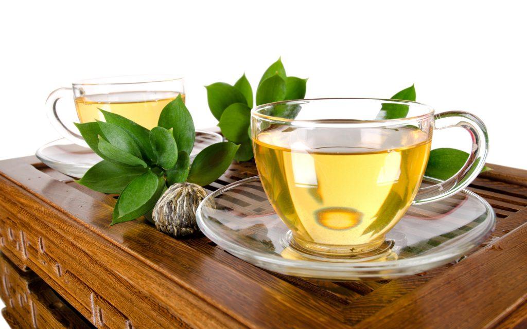 В борьбу со СПИДом вступает зеленый чай