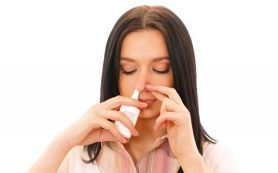 Как быстро убрать заложенность носа