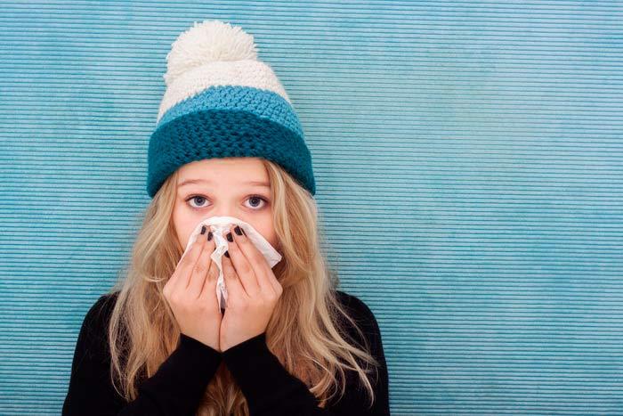 Дыхание гриппа