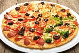 Тонкая пицца и рецепт приготовления