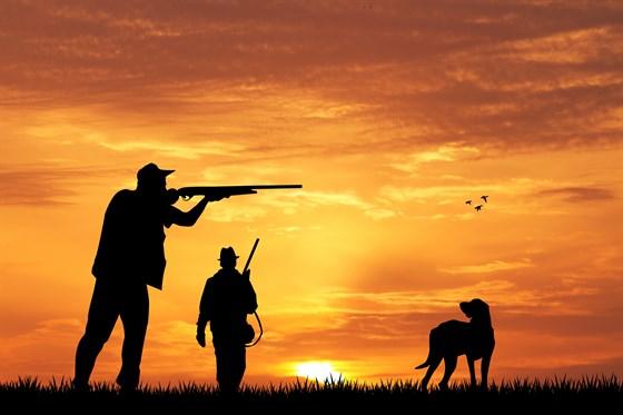 Охота — хобби настоящих мужчин