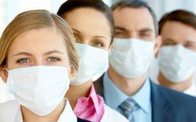 Эпидемия гриппа продлится до апреля
