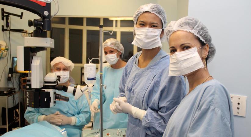 В Москву на операцию
