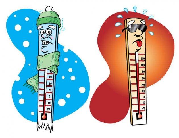 Перепады температуры убивают людей чаще, чем вирус СПИДа