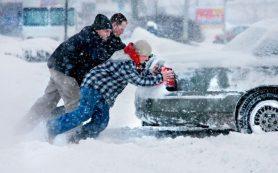 Как завести замороженный автомобиль?