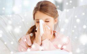 Эффективное лечение насморка у детей