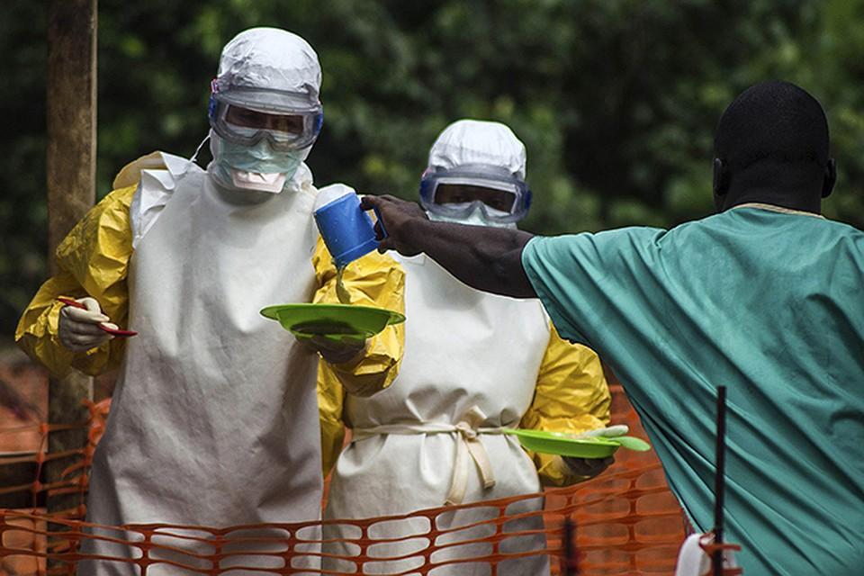 Минздрав Конго сообщил о распространении вируса Эболы