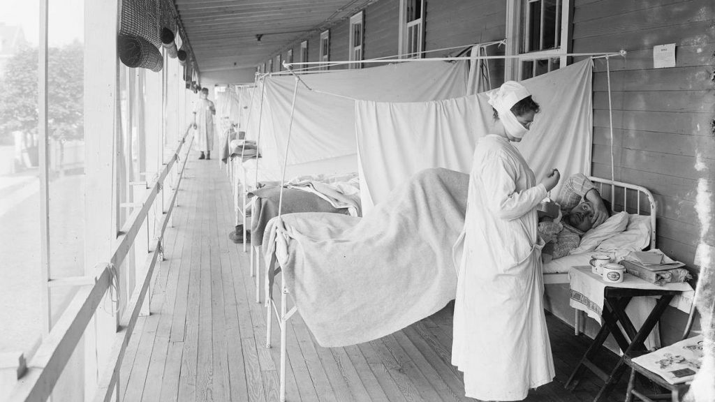 Разгадан секрет высокой смертности от вируса «испанки» сто лет назад