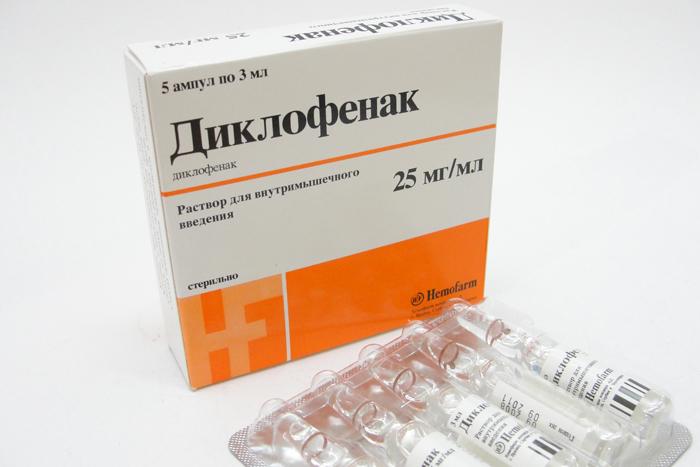 Диклофенак: что это за лекарственный препарат, основное назначение и использование