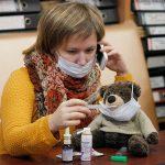 В этом году грипп будет старый знакомый «свиной» и два незнакомых вируса