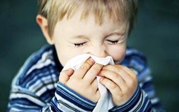 Первая волна гриппа ожидается вначале января