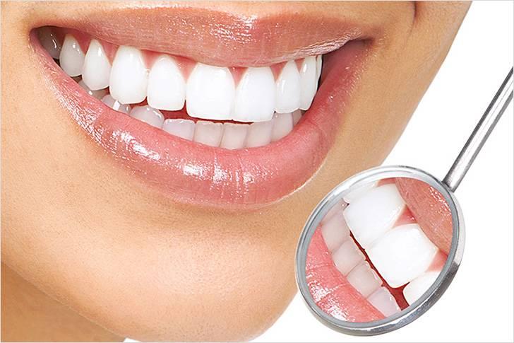 Протезирование зубов. Прогон имплантации