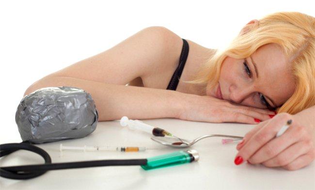 Наркомания. Помощь подростку наркоману