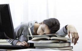 Недостаток сна делает человека неустойчивым к инфекциям