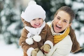 Почему зимний воздух вреден для кожи малыша?