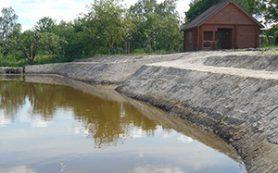 Профессиональное гидротехническое строительство для укрепления берегов различных водоемов — фирма «Киев Берег»