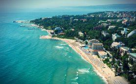 Красоты черноморского побережья Болгарии