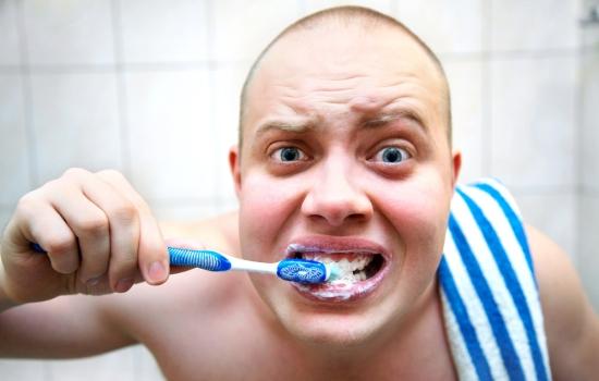 Антибактериальное вещество в зубной пасте делает бактерии сильнее