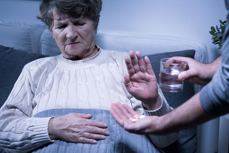 Снотворное для пожилых людей: неучтенная опасность