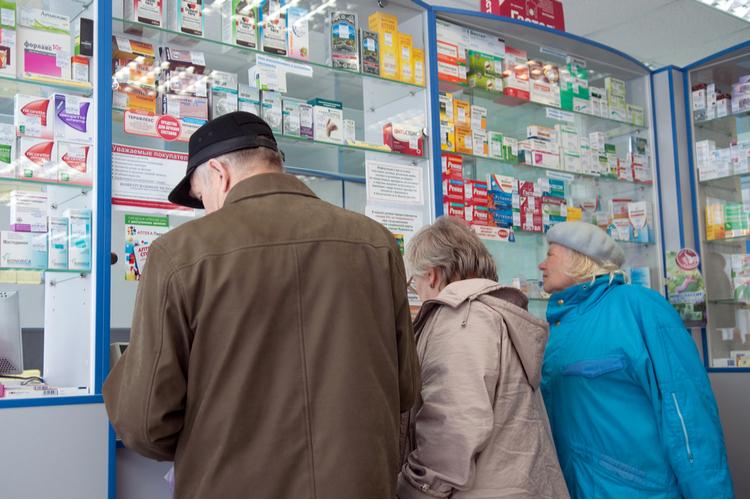 Россиянам стало не хватать денег на лекарства и лечение