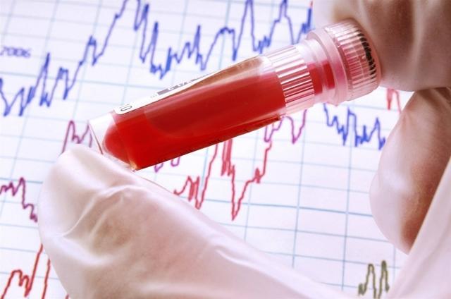 Печень: Изучение желчных пигментов в крови